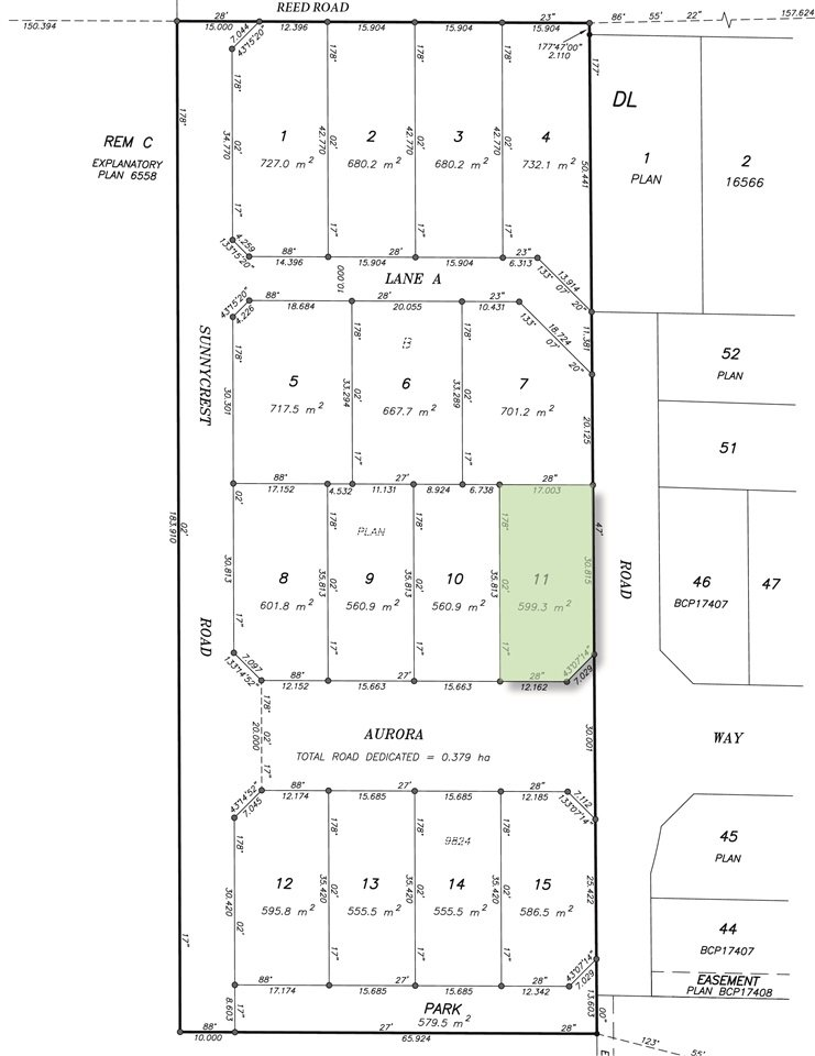 """Main Photo: LOT 11 AURORA Way in Gibsons: Gibsons & Area Land for sale in """"AURORA WEST"""" (Sunshine Coast)  : MLS®# R2017457"""