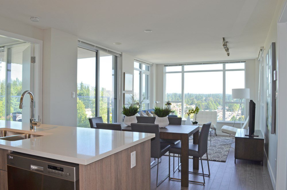 "Photo 6: Photos: 1707 958 RIDGEWAY Avenue in Coquitlam: Central Coquitlam Condo for sale in ""THE AUSTIN"" : MLS®# R2042733"