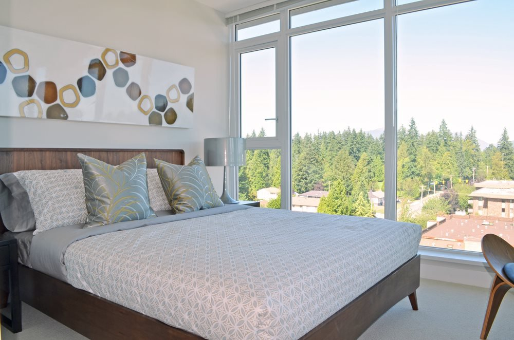 "Photo 10: Photos: 1707 958 RIDGEWAY Avenue in Coquitlam: Central Coquitlam Condo for sale in ""THE AUSTIN"" : MLS®# R2042733"