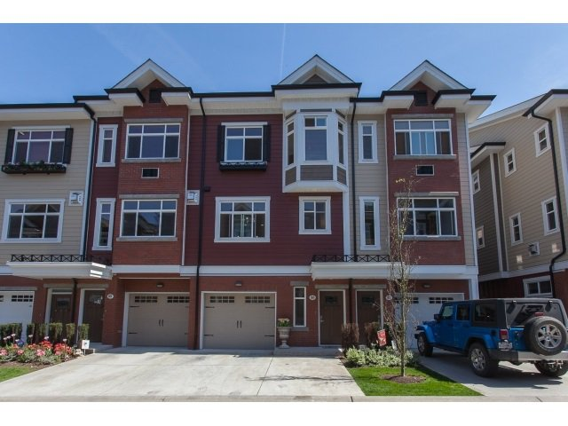"Main Photo: 88 8068 207 Street in Langley: Willoughby Heights Townhouse for sale in ""YORKSON CREEK SOUTH"" : MLS®# R2060158"