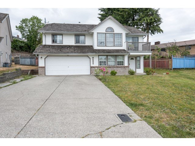 Main Photo: 31165 SIDONI Avenue in Abbotsford: Abbotsford West House for sale : MLS®# R2070738
