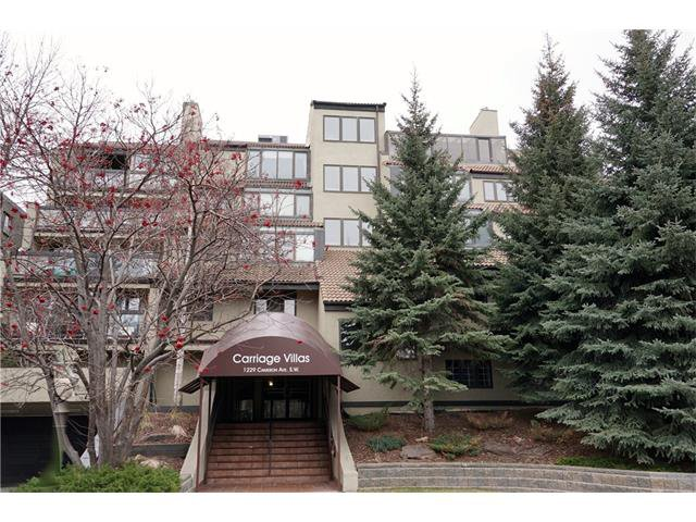 Main Photo: 503 1229 CAMERON Avenue SW in Calgary: Lower Mount Royal Condo for sale : MLS®# C4090561