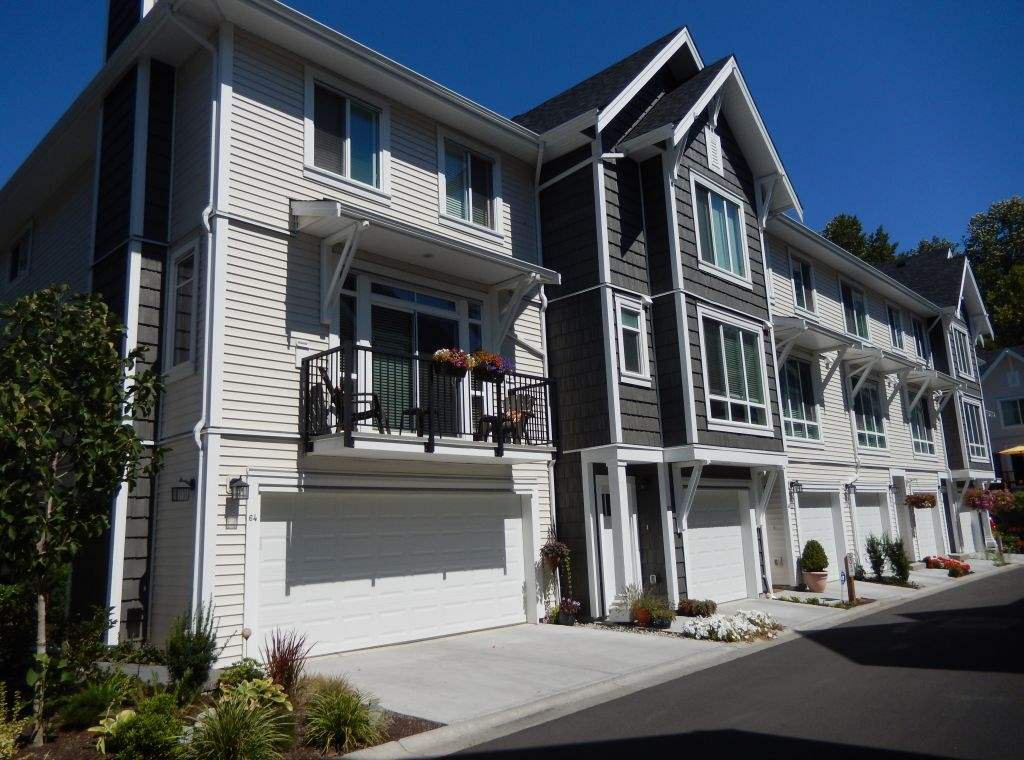 """Main Photo: 64 3039 156 Street in Surrey: Grandview Surrey Townhouse for sale in """"Niche"""" (South Surrey White Rock)  : MLS®# R2146879"""
