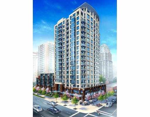Main Photo: 503 1082 SEYMOUR STREET in : Downtown VW Condo for sale : MLS®# V747321
