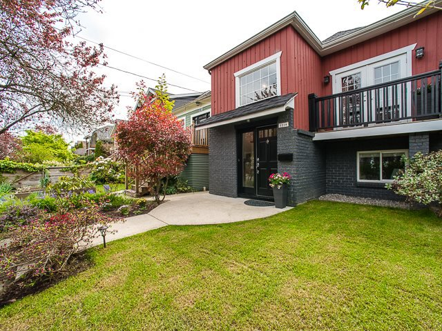 Main Photo: 1218 E 14TH Avenue in Vancouver: Mount Pleasant VE House for sale (Vancouver East)  : MLS®# R2164714