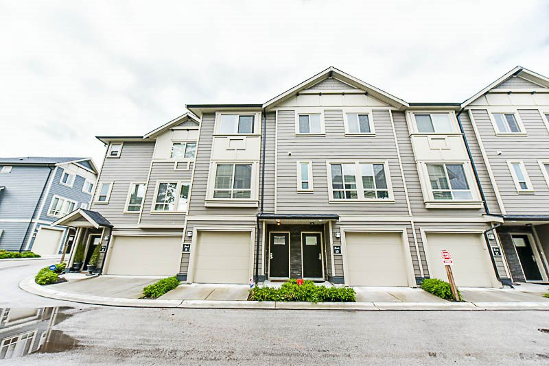 "Main Photo: 9 19913 70 Avenue in Langley: Willoughby Heights Townhouse for sale in ""The Brooks"" : MLS®# R2177150"