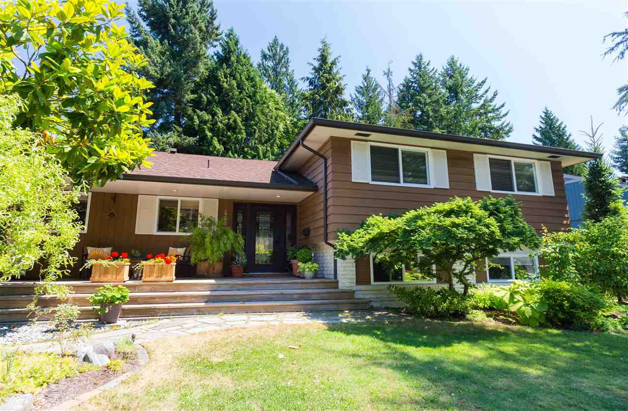 Main Photo: 2390 KILMARNOCK CRESCENT in North Vancouver: Westlynn Terrace House for sale : MLS®# R2188636