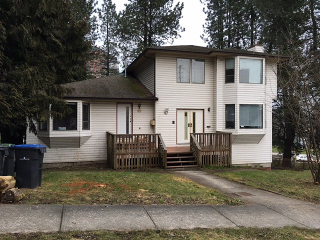 Main Photo: 47-49 & 51 Dufferin Street in New Westminster: Downtown NW House Duplex for sale
