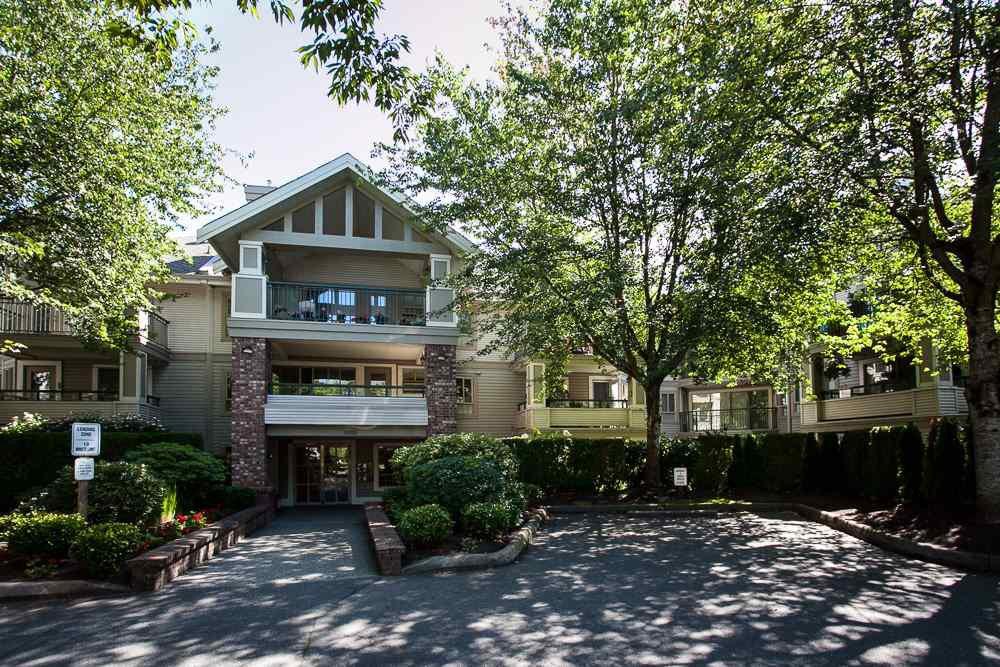 "Main Photo: 320 22025 48 Avenue in Langley: Murrayville Condo for sale in ""Autumn Ridge"" : MLS®# R2192847"