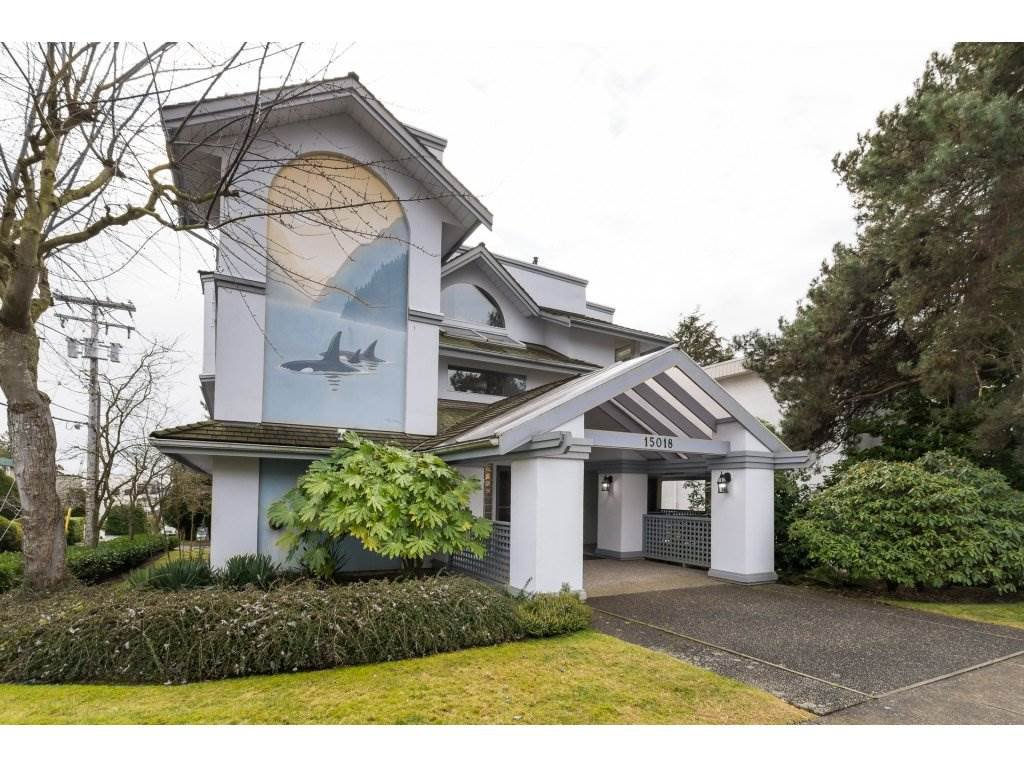 "Main Photo: 102 15018 THRIFT Avenue: White Rock Condo for sale in ""Orca Vista"" (South Surrey White Rock)  : MLS®# R2230528"