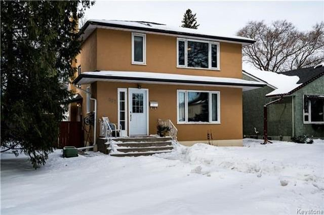 Main Photo: 657 Waterloo Street in Winnipeg: River Heights South Residential for sale (1D)  : MLS®# 1803912