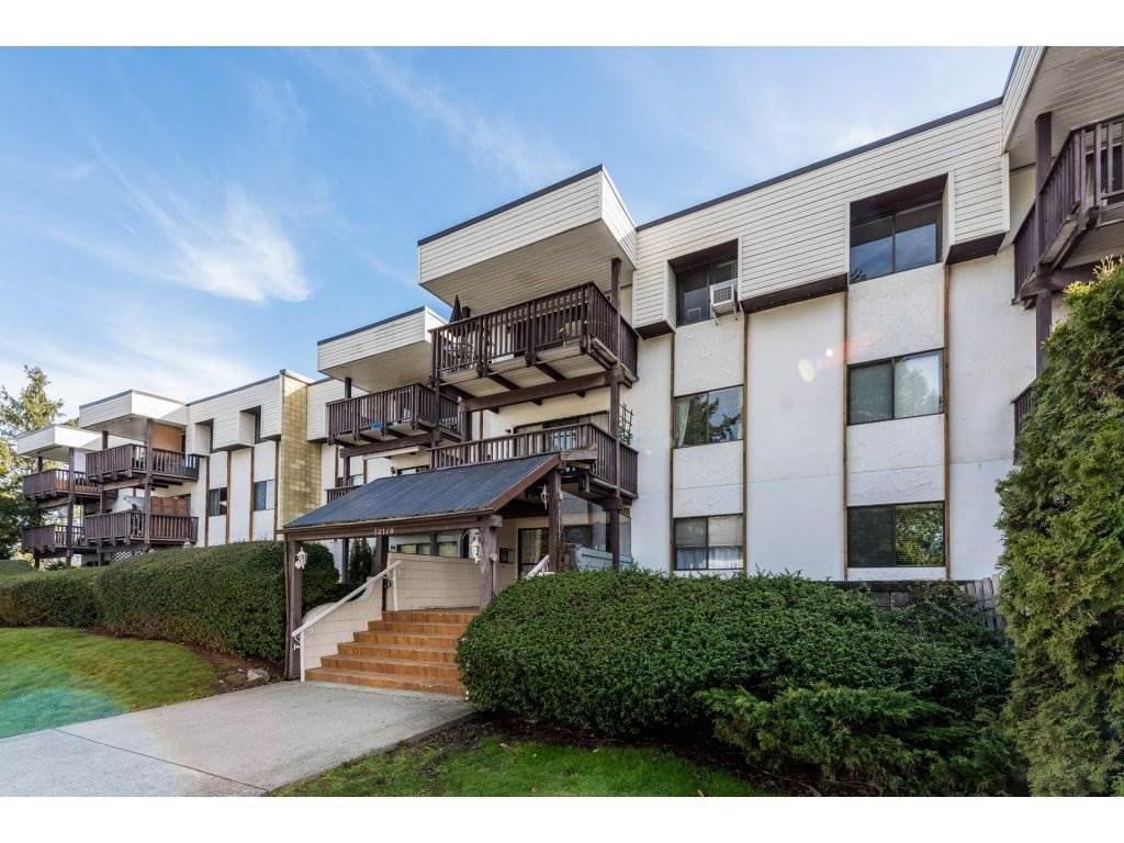 """Main Photo: 209 12170 222 Street in Maple Ridge: West Central Condo for sale in """"Wildwood Terrace"""" : MLS®# R2250690"""