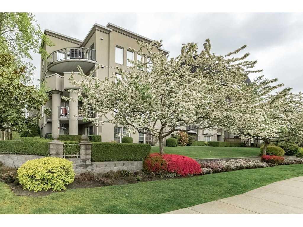 "Main Photo: 409 1669 GRANT Avenue in Port Coquitlam: Glenwood PQ Condo for sale in ""THE CHARLESTON"" : MLS®# R2270844"