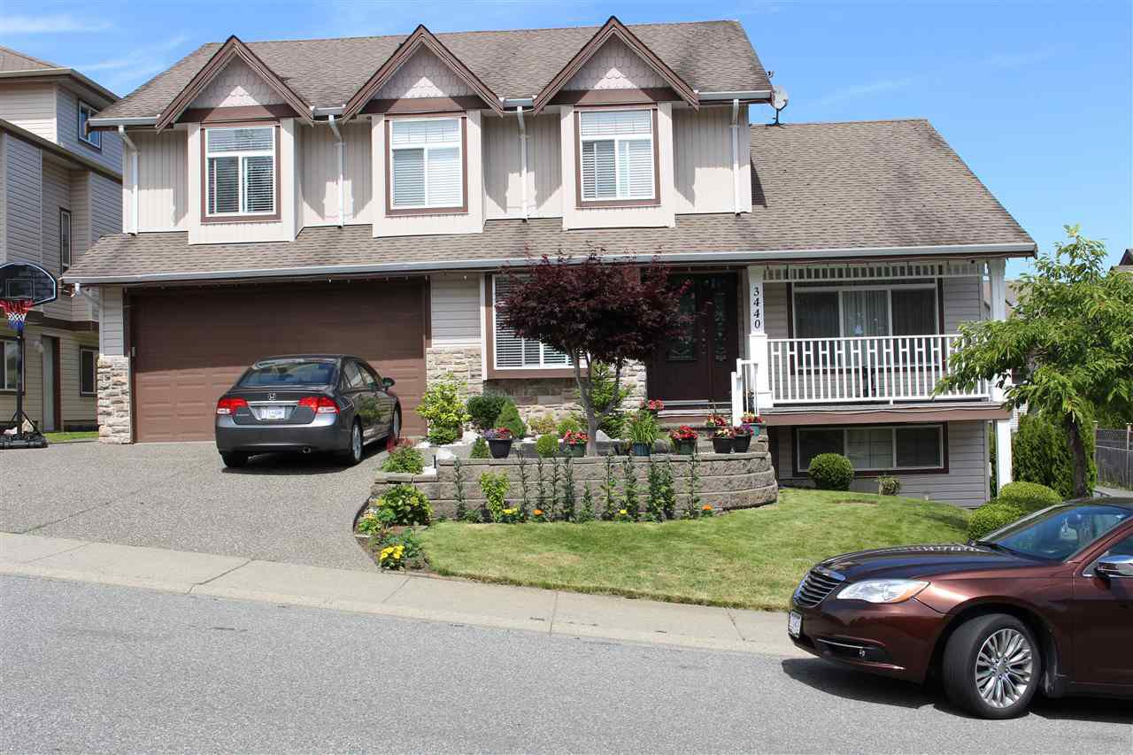 Main Photo: 3440 PROMONTORY Court in Abbotsford: Abbotsford West House for sale : MLS®# R2281173