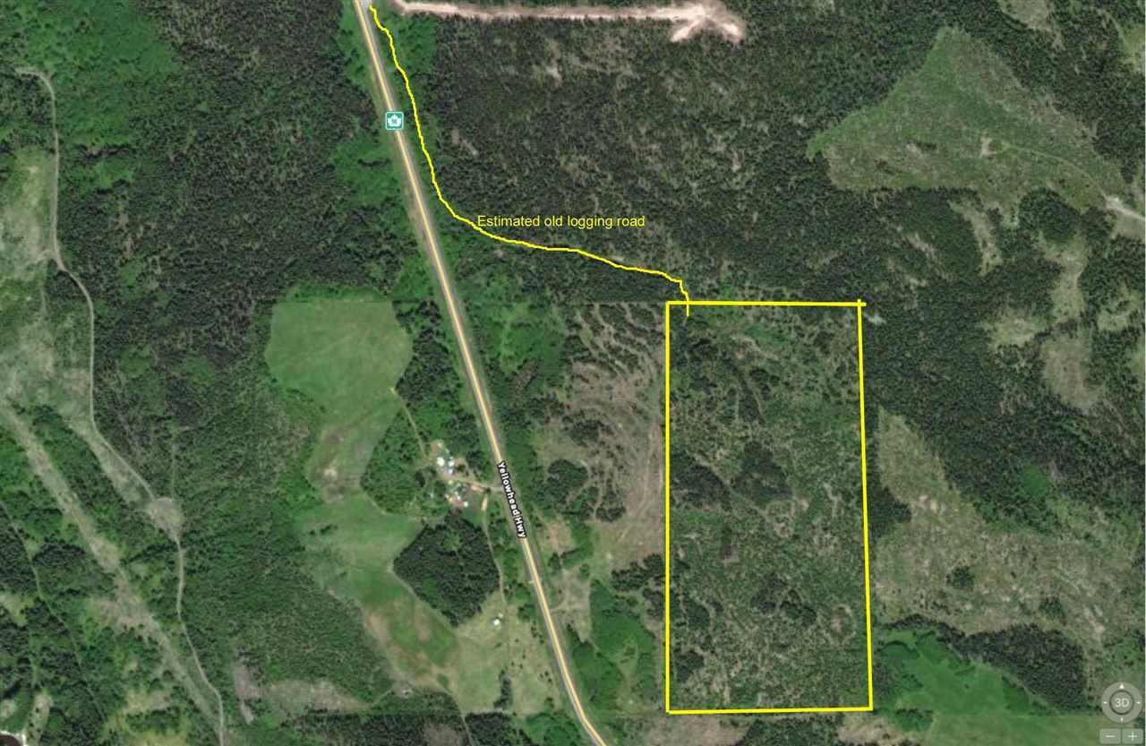 Photo 2: Photos: DL 4209 W 16 Highway in Burns Lake: Burns Lake - Rural West Land for sale (Burns Lake (Zone 55))  : MLS®# R2358547