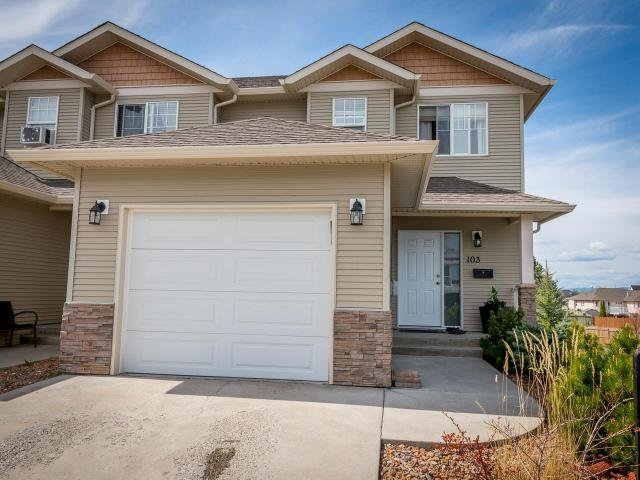 Main Photo: 103 794 DUNROBIN DRIVE in Kamloops: Aberdeen Townhouse for sale : MLS®# 151209