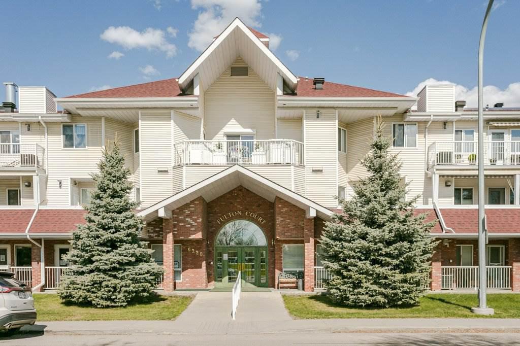 Main Photo: 202 6220 FULTON Road in Edmonton: Zone 19 Condo for sale : MLS®# E4158010
