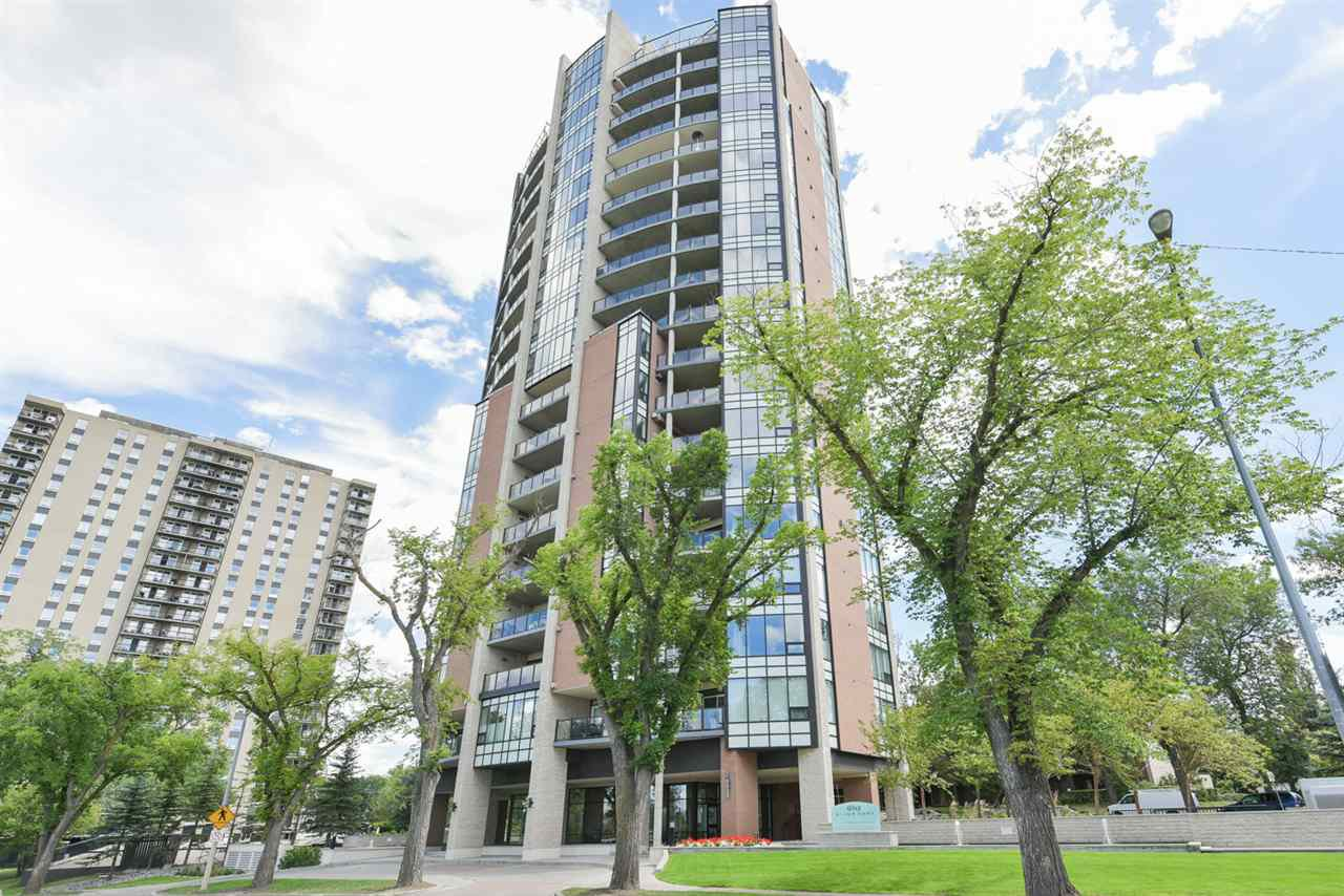 Main Photo: 602 10035 Saskatchewan Drive in Edmonton: Zone 15 Condo for sale : MLS®# E4160791