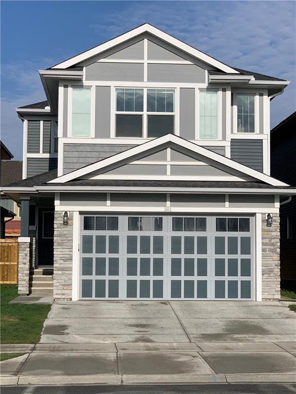 Main Photo: 381 KINGS HEIGHTS Drive SE: Airdrie Detached for sale : MLS®# C4256359