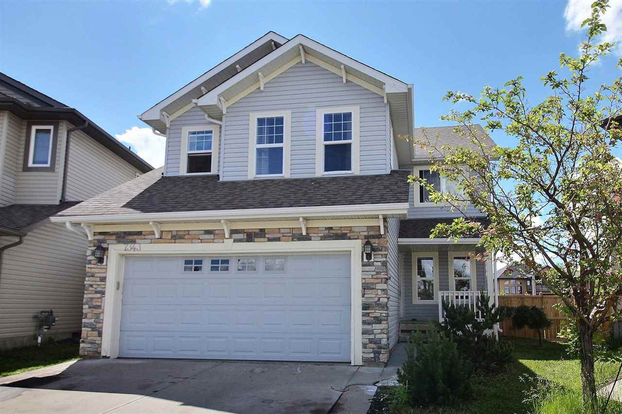Main Photo: 7343 SINGER Way in Edmonton: Zone 14 House for sale : MLS®# E4164145