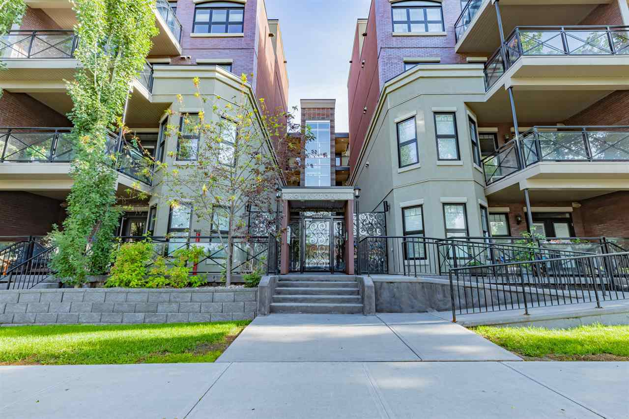 Main Photo: 304 10808 71 Avenue in Edmonton: Zone 15 Condo for sale : MLS®# E4164558