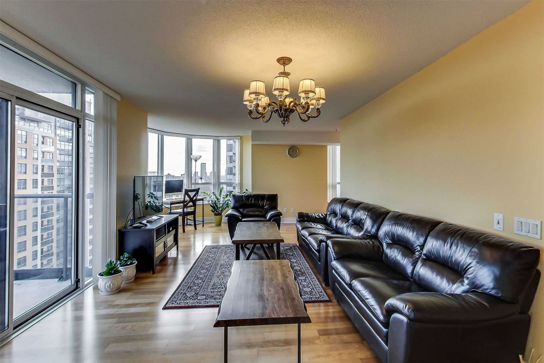 Photo 3: Photos: 1204 10 Northtown Way in Toronto: Willowdale East Condo for sale (Toronto C14)  : MLS®# C4648371