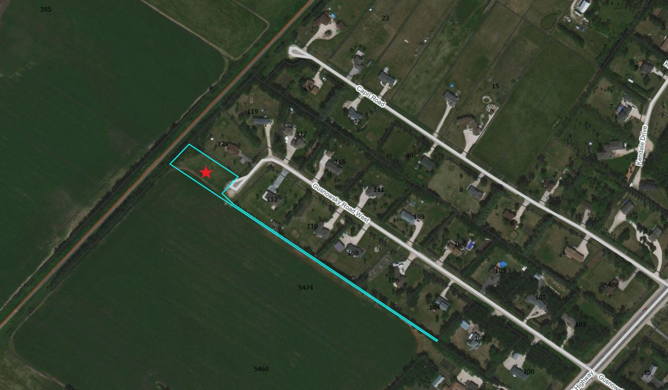 Main Photo: 0 Gusnowsky Road W in St Andrews: Vacant Land for sale