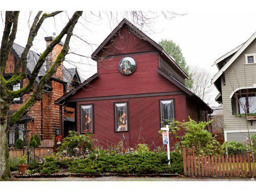 Main Photo: 2830 12th Ave W in Vancouver West: Kitsilano Home for sale ()  : MLS®# V982437