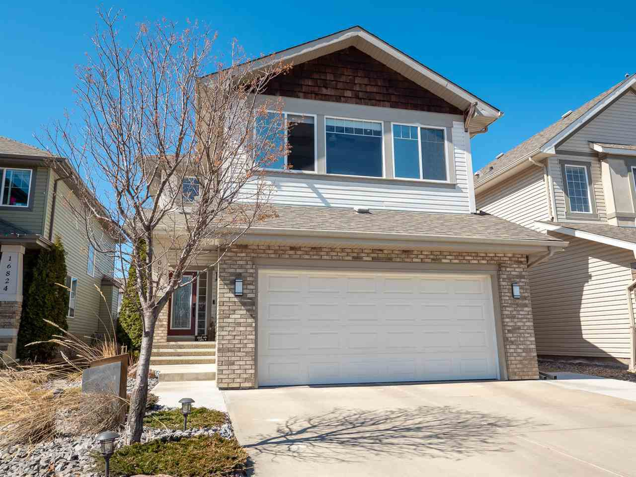 Main Photo: 16904 57 Street in Edmonton: Zone 03 House for sale : MLS®# E4197897