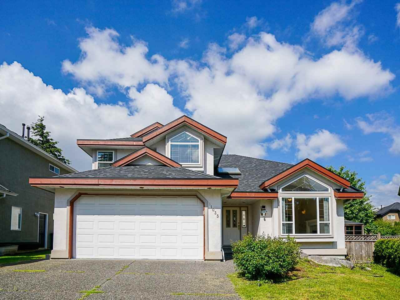 Main Photo: 11033 164 Street in Surrey: Fraser Heights House for sale (North Surrey)  : MLS®# R2460634