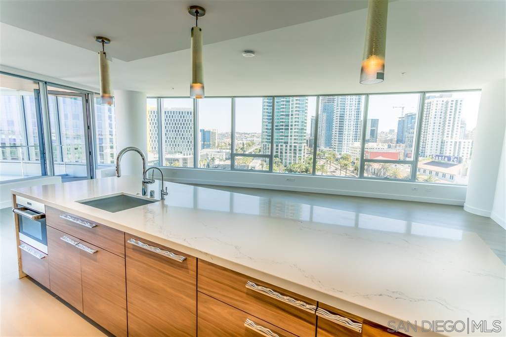 Main Photo: DOWNTOWN Condo for rent : 2 bedrooms : 888 W E St #1001 in San Diego