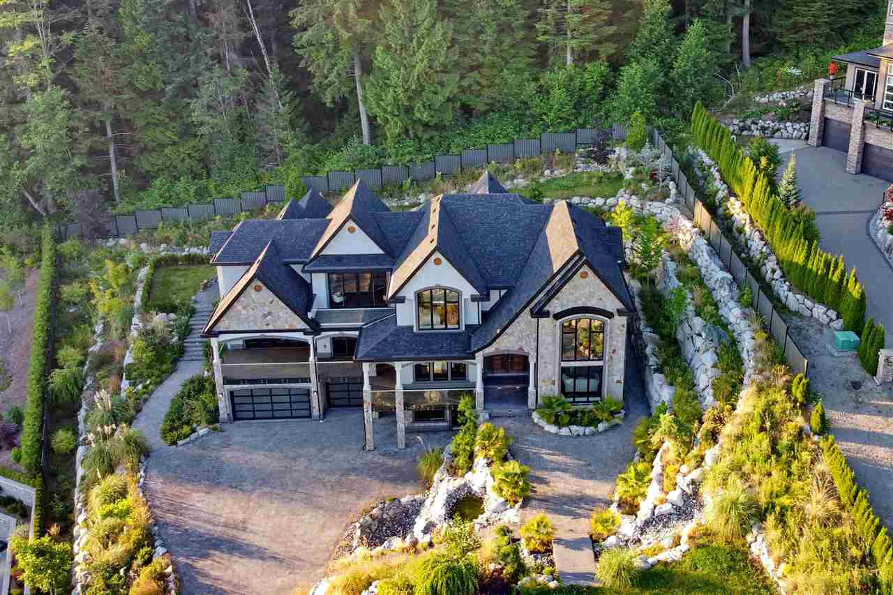 Main Photo: 2030 RIDGE MOUNTAIN Drive in Port Moody: Anmore House for sale : MLS®# R2477042