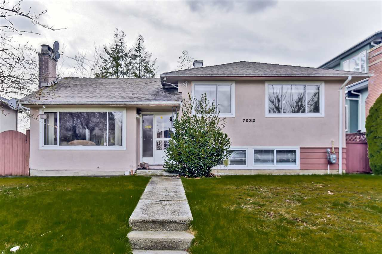 Main Photo: 7032 BURFORD Street in Burnaby: Upper Deer Lake House for sale (Burnaby South)  : MLS®# R2481709