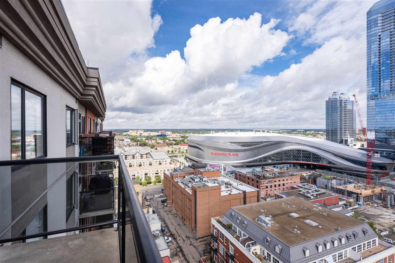Main Photo: 2008 10303 105 Street in Edmonton: Zone 12 Condo for sale : MLS®# E4211443