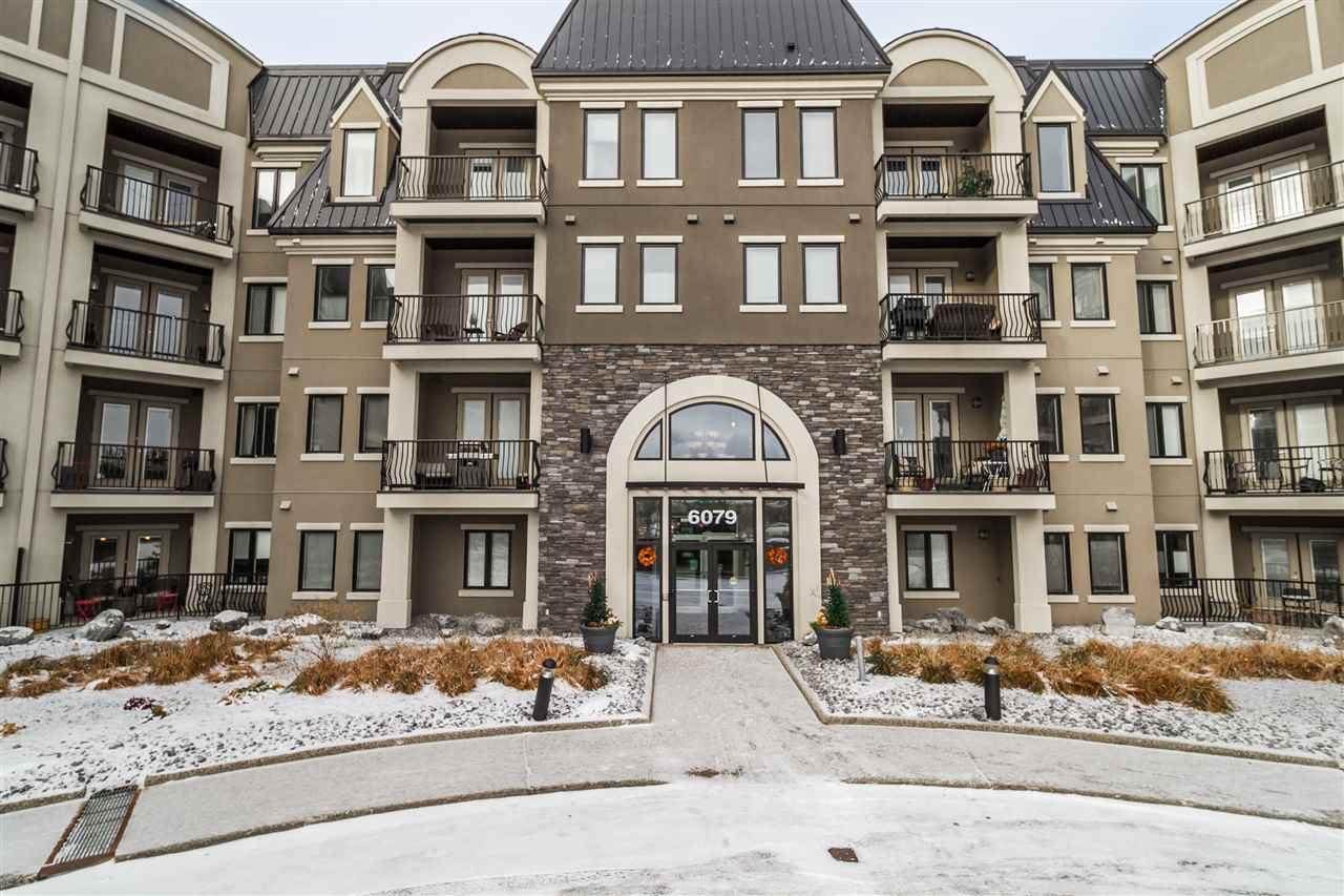 Main Photo: 446 6079 MAYNARD Way in Edmonton: Zone 14 Condo for sale : MLS®# E4218774