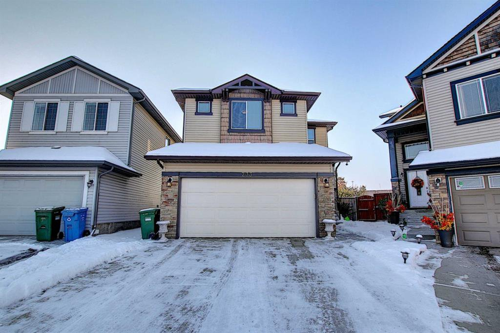 Main Photo: 233 Chapalina Mews SE in Calgary: Chaparral Detached for sale : MLS®# A1044998