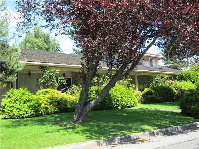 Main Photo: 7611 SUNNYBANK Avenue in Richmond: Broadmoor House for sale : MLS®# V894347