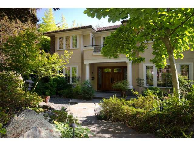 Main Photo: 3586 W 43RD Avenue in Vancouver: Southlands House for sale (Vancouver West)  : MLS®# V909380