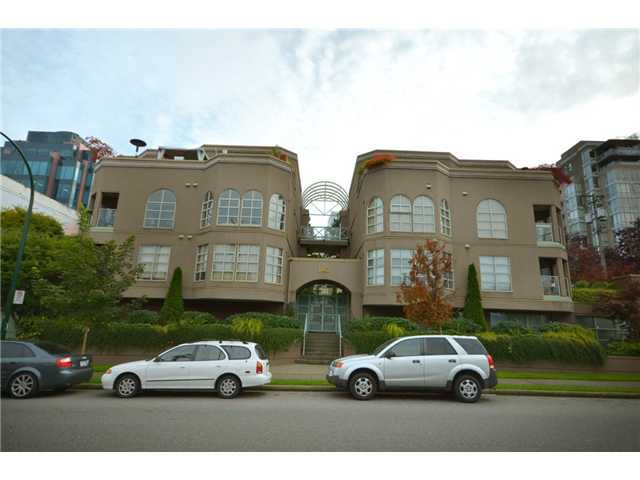 "Main Photo: 104 1082 W 8TH Avenue in Vancouver: Fairview VW Condo for sale in ""LA GALLERIA"" (Vancouver West)  : MLS®# V916450"