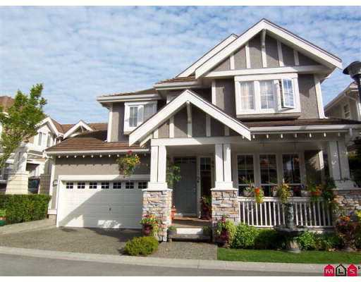 Main Photo: 37 15288 36 Avenue in White Rock: Morgan Creek House for sale (South Surrey White Rock)  : MLS®# F2714578