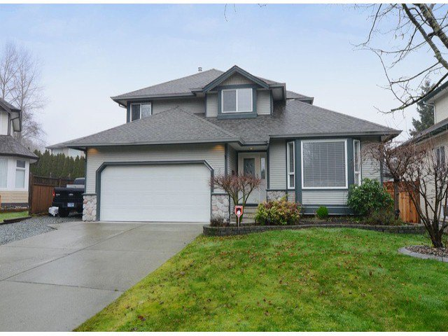Main Photo: 6836 180 Street: House for sale (Surrey)  : MLS®# F1301959