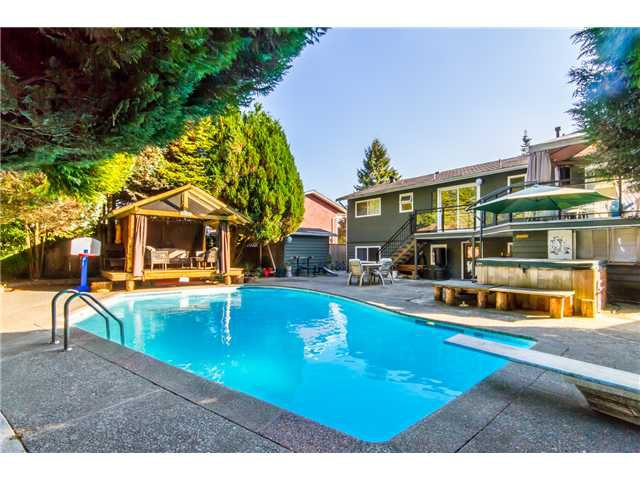 Main Photo: 2131 LAURIER Avenue in Port Coquitlam: Glenwood PQ House for sale : MLS®# V1032228