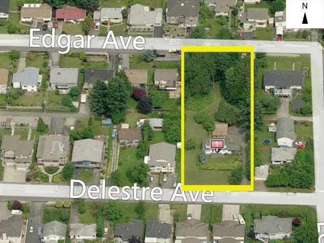 "Main Photo: 965 DELESTRE Avenue in Coquitlam: Maillardville House for sale in ""MAILLARDVILLE"" : MLS®# V1042512"