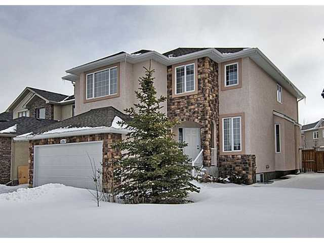Main Photo: 153 EVERCREEK BLUFFS Road SW in CALGARY: Evergreen Residential Detached Single Family for sale (Calgary)  : MLS®# C3606486