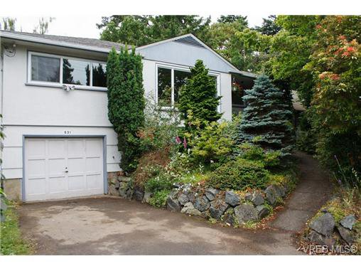 Main Photo: 631 Cowper St in VICTORIA: SW Gorge Single Family Detached for sale (Saanich West)  : MLS®# 666883