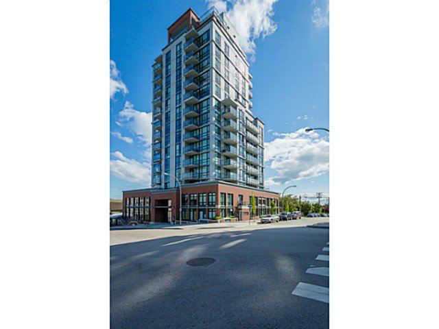 """Main Photo: 804 258 SIXTH Street in New Westminster: Uptown NW Condo for sale in """"258"""" : MLS®# V1056549"""