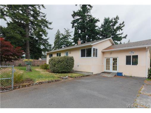 Main Photo: 3398 Hatley Dr in VICTORIA: Co Lagoon Single Family Detached for sale (Colwood)  : MLS®# 674855
