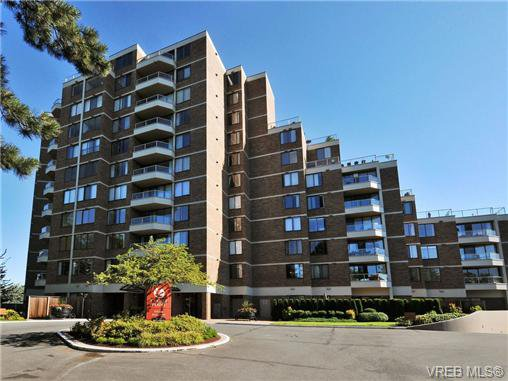 Main Photo: 213 225 Belleville Street in VICTORIA: Vi James Bay Condo Apartment for sale (Victoria)  : MLS®# 345926