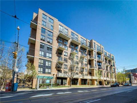 Main Photo: 413 800 W King Street in Toronto: Niagara Condo for sale (Toronto C01)  : MLS®# C3195170