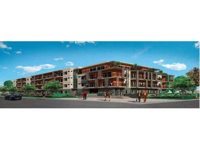 "Main Photo: 413 12070 227 Street in Maple Ridge: East Central Condo for sale in ""STATIONONE"" : MLS®# V1127944"